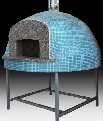Wood oven 12 pizzas