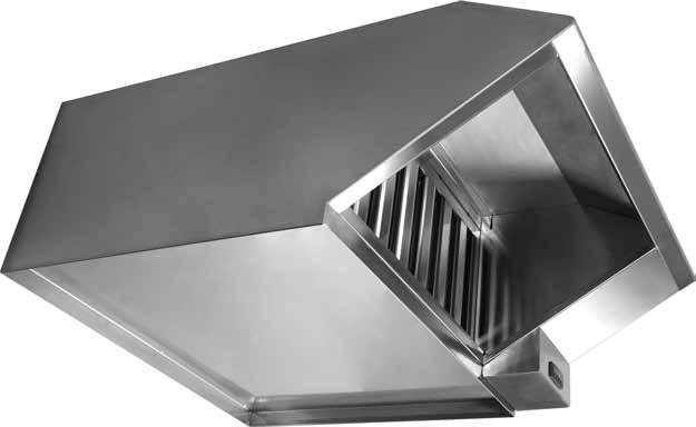 Cappe ad acqua per forni elettrici kfa cm 1 - Forno senza canna fumaria ...