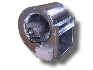 Centrifugal fans for hoods BD 9/9